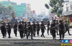 Polisi Petakan Kelompok Teroris di Rutan Mako Brimob - JPNN.com