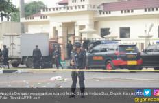 5 Polisi Gugur di Mako Brimob Dieksekusi dengan Cara Begini - JPNN.com