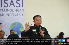 Imam Suroso Gelar Sosialisasi Perlindungan PMI di Pati - JPNN.com
