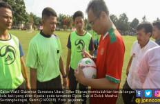 Scouting Pesepakbola di Sumut Bakal Libatkan Del Piero - JPNN.com