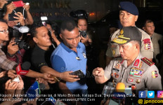 Kapolri Dapat Pesan Khusus dari Presiden Jokowi - JPNN.com