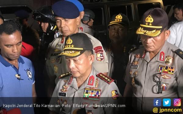 Kapolri: Kasus Soenarko Bisa Dikomunikasikan, tetapi Tidak untuk Kivlan Zen - JPNN.com