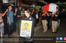 Bripda Denny, Gugur di Mako Brimob Seminggu Jelang Ultah - JPNN.com
