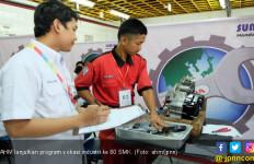 AHM Lanjutkan Program Vokasi ke 60 SMK di Sumatera - JPNN.com
