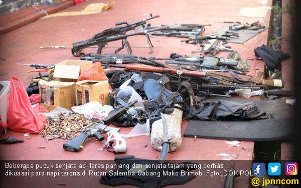 Napiter Pembunuh Polisi di Mako Brimob Terancam Hukuman Mati - JPNN.com