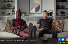 Lihat! Deadpool Akhirnya Minta Maaf ke David Beckham - JPNN.com