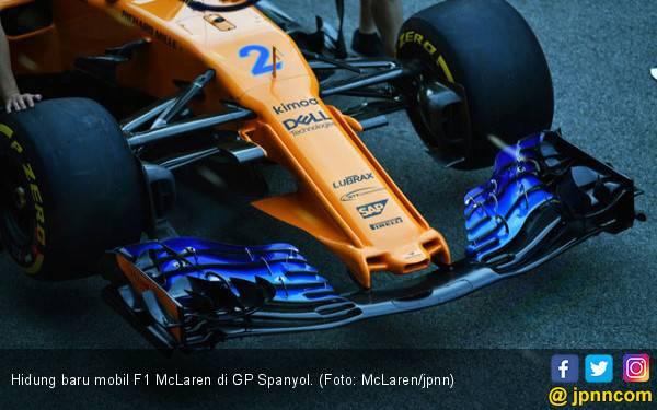 Jadwal F1 2018 GP Spanyol Dimulai, McLaren Tes Mobil Baru - JPNN.com