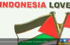 Aksi Indonesia Bebaskan Baitul Maqdis, Inilah Tuntutannya - JPNN.com