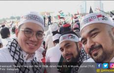 Andre Taulany Temui Ustaz Adi Hidayat, Begini Reaksi Teuku Wisnu - JPNN.com