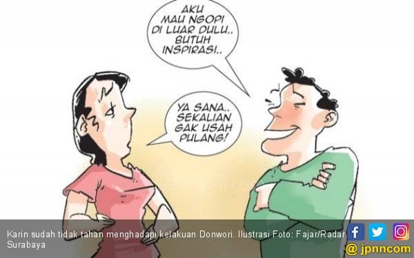 Pengantin Baru, Suami Malah Layani Banyak Perempuan Kesepian - JPNN.com