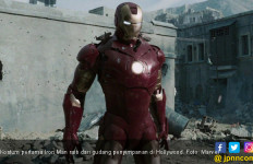 Kostum Iron Man Bernilai Rp 4,5 M Raib Misterius - JPNN.com