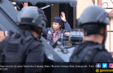 58 Tahanan Kasus Terorisme Dipindah ke Rutan Gunung Sindur - JPNN.com