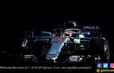 Debu dan Angin Warnai Latihan Bebas F1 2018 GP Spanyol - JPNN.com