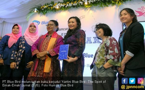Blue Bird Luncurkan Buku The Spirit of Emak-Emak - JPNN.com