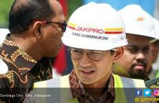 Sandi Kebut Penataan Trotoar Sudirman-Thamrin Kelar 22 Juli - JPNN.com