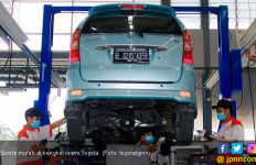 Toyota Masih Tahan Harga Suku Cadang Kendati Rupiah Melemah - JPNN.com