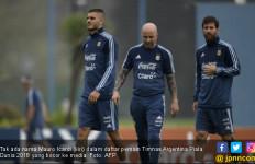 Skuat Argentina ke Piala Dunia 2018 Bocor - JPNN.com