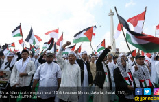 Aksi Bela Palestina: Hai Trump, Kamu Akan Rasakan Akibatnya - JPNN.com