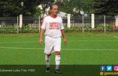 Zulkarnain Lubis Si Maradona Indonesia Meninggal Dunia - JPNN.com