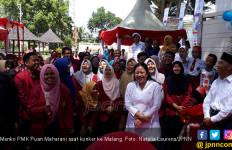 Puan Pastikan Bantuan Pengungsi Gunung Merapi Tersalurkan - JPNN.com
