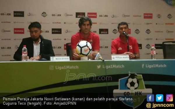 Persija vs Home United: Teco Ingin Timnya Cetak Gol Cepat - JPNN.com