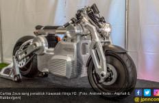 Ini Penakluk Kawasaki Ninja H2 dari Amerika Serikat, Zeus - JPNN.com