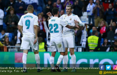 Real Madrid Pesta Gol di Laga Kandang Terakhir Musim Ini - JPNN.com