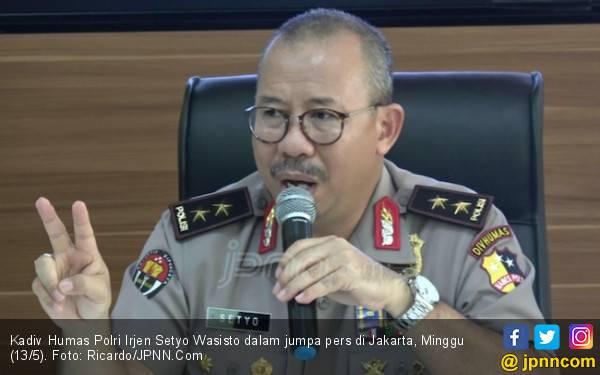 Polisi Minta Napi yang Kabur dari LP Sulteng Menyerah - JPNN.com
