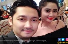 Dipertemukan, Dewi Perssik & Angga Wijaya Sudah Baikan? - JPNN.com