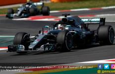 Duo Mercedes Amankan Start Terdepan di F1 2018 GP Spanyol - JPNN.com