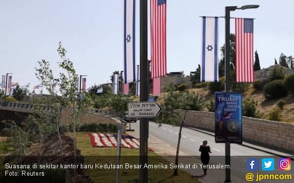 Dapat Legitimasi AS, Tindakan Israel Makin Brutal - JPNN.com