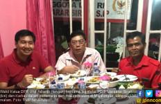 Saling Puji Utut dan Bang Ara demi Menyentuh Hati Kader PDIP - JPNN.com