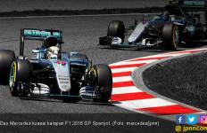 Duo Mercedes Mutlak Kuasai F1 2018 GP Spanyol - JPNN.com