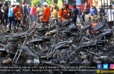Otak Peledakan Bom di Surabaya Baru Pulang dari Syria - JPNN.com