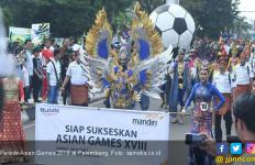 Relawan Asian Games 2018 Tidak Takut Teror Bom - JPNN.com