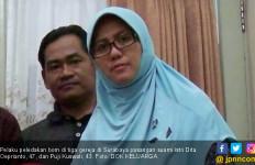 Ini Status Terakhir Akun Facebook Istri Dita Oeprianto - JPNN.com