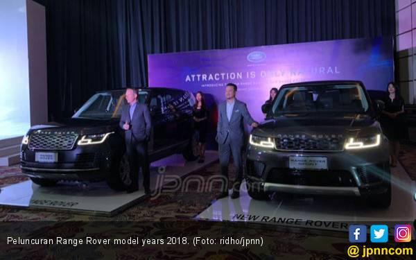 Range Rover Diesel Tak Diterima di Indonesia, Ini Alasannya - JPNN.com