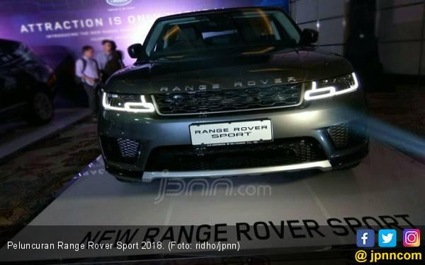 Lebih Murah, Range Rover Sport Tawarkan Berkendara Agresif - JPNN.com