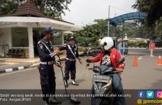 Jakarta Siaga Satu, Begini Pengamanan di Kantor Kemenpora - JPNN.com