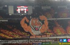 Persija vs Home United: Tuan Rumah Siapkan Koreografi Khusus - JPNN.com