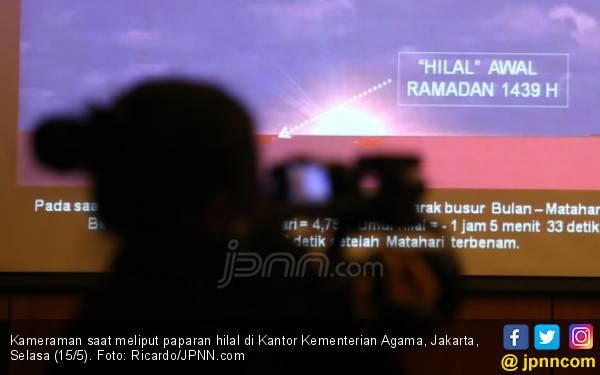 Sidang Isbat Awal Ramadan, 95 Titik untuk Pantau Hilal - JPNN.com