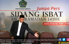 Ormas Islam Sepakat 1 Ramadan Kamis, Menag Bilang Begini - JPNN.com