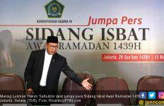 23 April Sidang Isbat Virtual Penetapan 1 Ramadan - JPNN.com