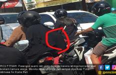 Wanita Bercadar Diamankan, Suaminya Teman Perwira Densus 88 - JPNN.com