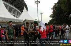 Pengamanan Laga Persija vs Home United Ketat dan Rapi - JPNN.com