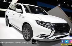 200 Ribu Unit Mitsubishi Outlander PHEV Sukses Merangsek ke 50 Negara - JPNN.com