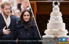 Habiskan 6 Peti Lemon, Inilah Kue Pernikahan Pangeran Harry - JPNN.com