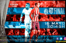 Final Liga Europa: Data - Fakta Marseille vs Atletico Madrid - JPNN.com