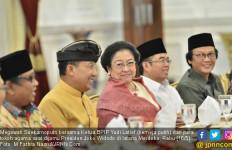 Usai Diskusi di Istiqlal, Bu Mega Cs Dijamu Jokowi di Istana - JPNN.com