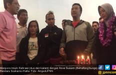 Juara Dunia, Atlet Panjat Tebing Indonesia Dijemput Menpora - JPNN.com